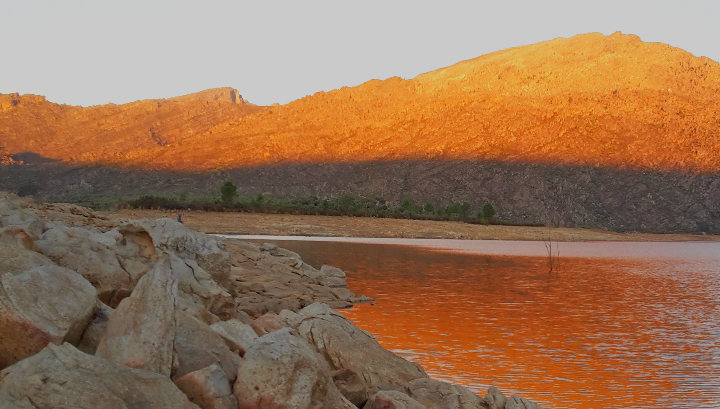lakenvlei sunset